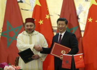 Le roi Mohammed VI lance à Tanger le plus grand projet chinois en Afrique du Nord