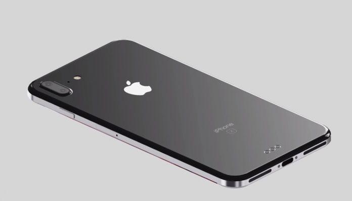 Apple - iPhone 8 : un double capteur photo en façade?