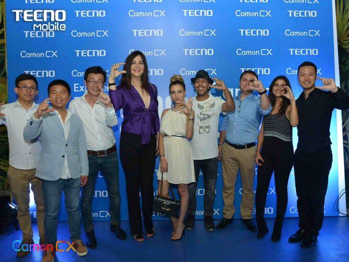 Tecno Mobile Maroc dévoile le dernier modèle Camoncx
