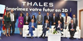 Impression 3D Métallique: Thales crée un centre mondial d'expertise au Maroc
