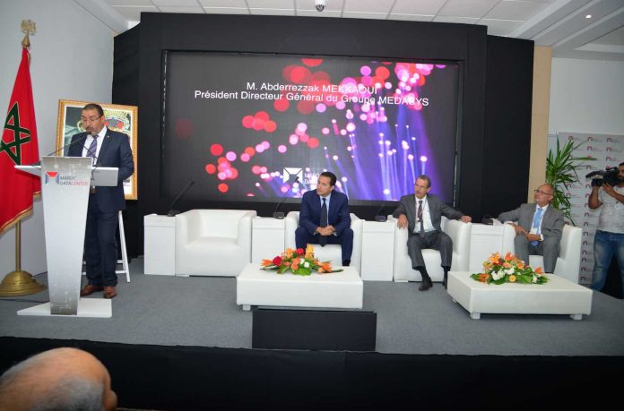 Le Groupe MEDASYS inaugure MAROC DATACENTER