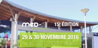 """Salon MED-IT sous le """"thème de l'intelligence artificielle"""" du 28 - 29 novembre 2017"""