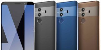 Huawei dévoile Mate 10, Mate 10 Pro et Mate 10 Lite au Maroc