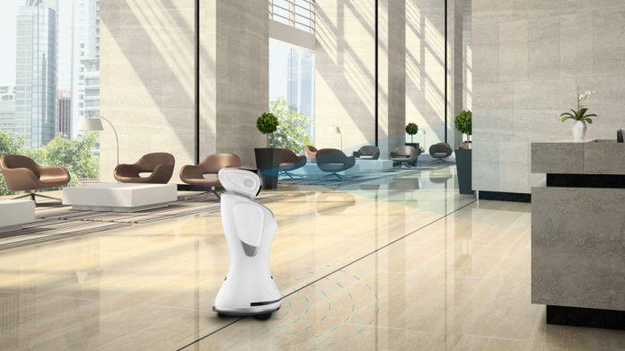 Med-IT présente le robot humanoïde