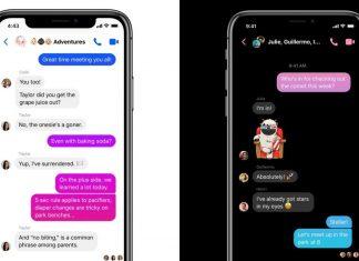 Facebook Messenger, le Dark Mode est disponible : Voici comment activer le mode sombre