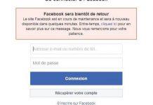 Facebookdown : Une panne mondiale sur Facebook et Instagram