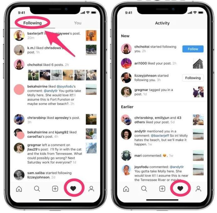 Instagram Fini d'«espionner» l'activité des amis