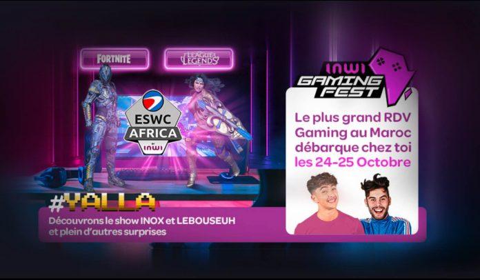 Inwi Gaming Fest 2020 : une 3ème édition 100% digitale