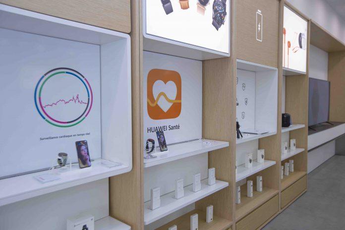 Avec ses deux nouveaux flagship stores, Huawei fait du lifestyle numérique une expérience unique et accessible