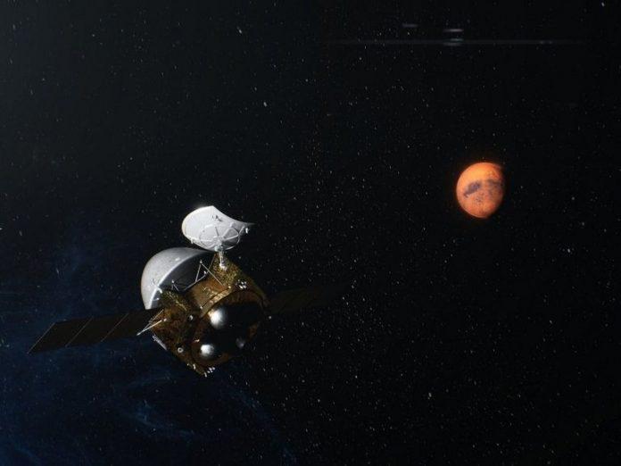 Espace : Des images inédites de la surface martienne capturées par la sonde Tianwen-1