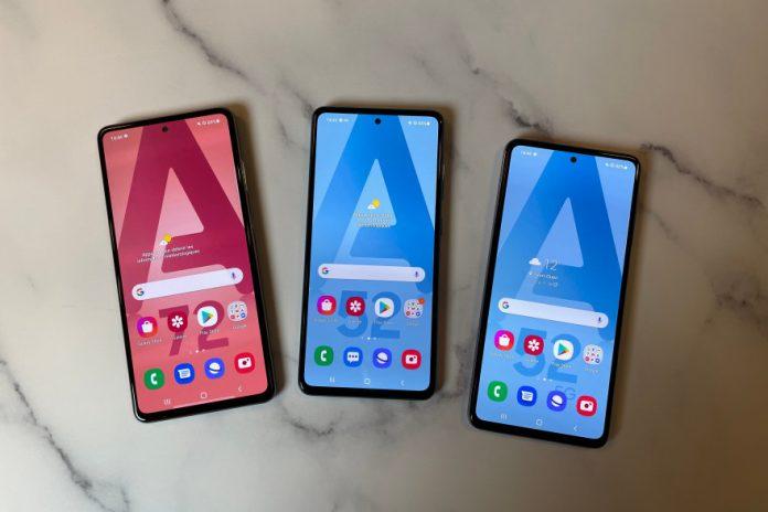 Maroc: Samsung lance Galaxy A52 et A72, pour rendre l'innovation accessible
