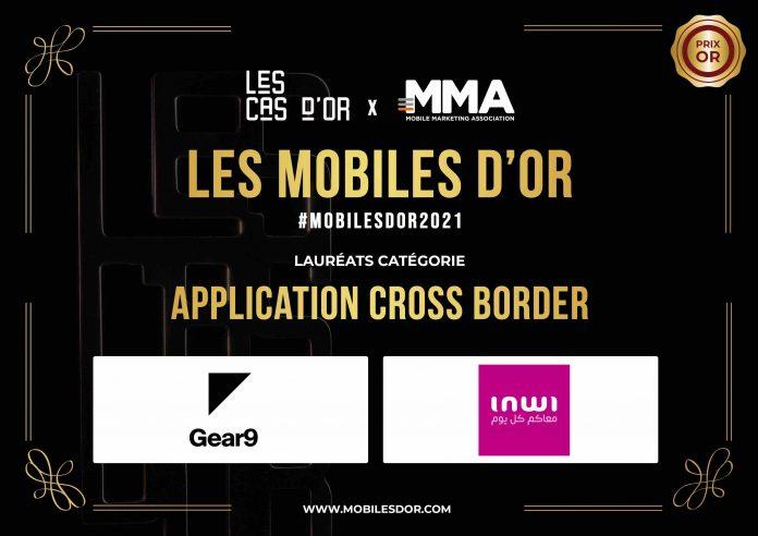 Maroc: inwi remporte le prix de l'Application Cross Border