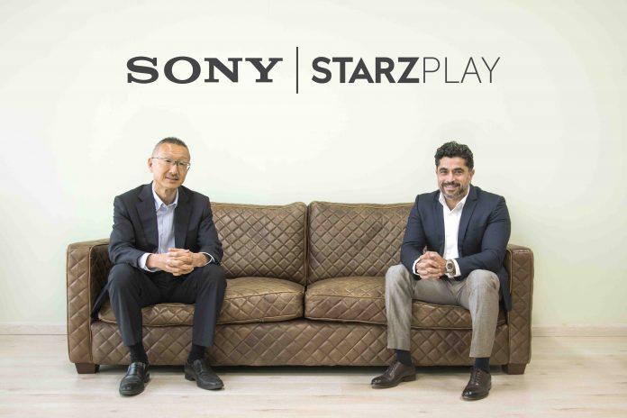 Les téléviseurs Sony seront bientôt équipés de STARZPLAY, l'application SVOD la plus appréciée au niveau de la région MENA