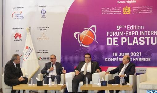 Huawei Maroc partenaire du 9ème Forum-exposition international de la plasturgie