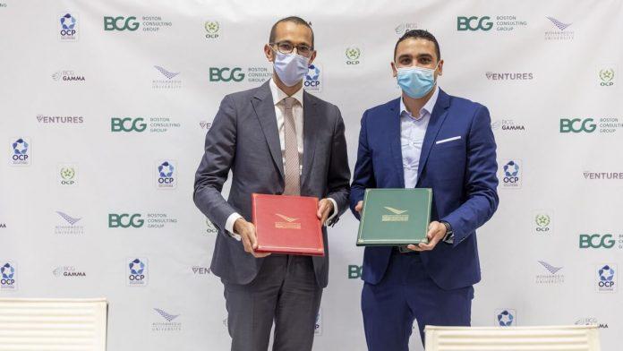 Maroc : OCP et BCG s'allient pour la digitalisation industrielle