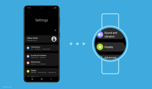 Maroc: Samsung dévoile une montre compatible avec le programme One UI