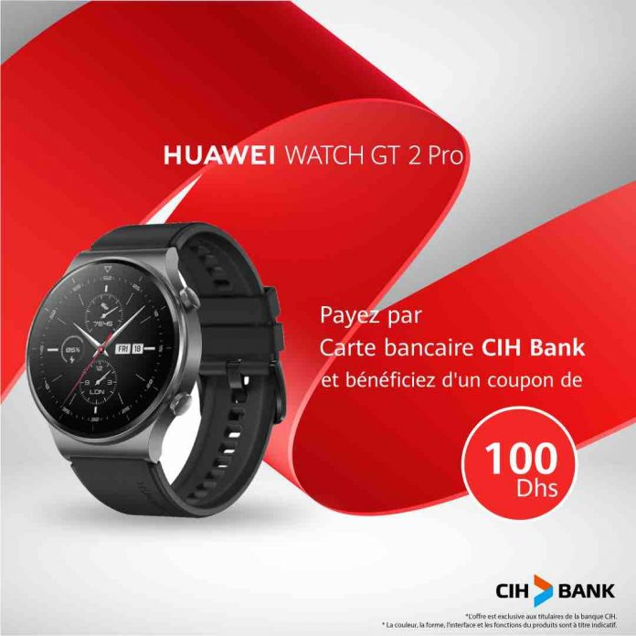 Partenariat Huawei-CIH BANK Maroc : Des offres exclusives pour les clients de CIH BANK