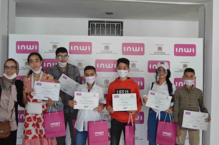 Trois établissements scolaires récompensés du 1er prix lors de la compétition du programme éducatif « inwi Challenge »