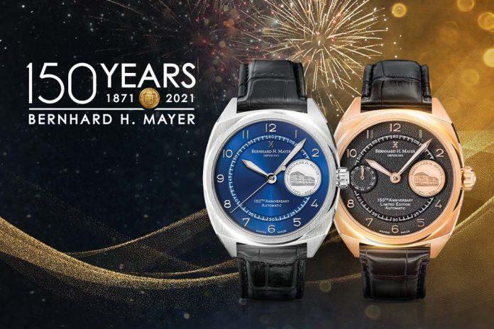 Maroc : QNET lance deux montres en célébration du 150e anniversaire de la marque Bernhard H Mayer