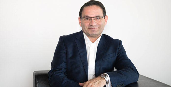 Saad Toma, nouveau directeur général d'IBM Moyen-Orient et Afrique (MEA)