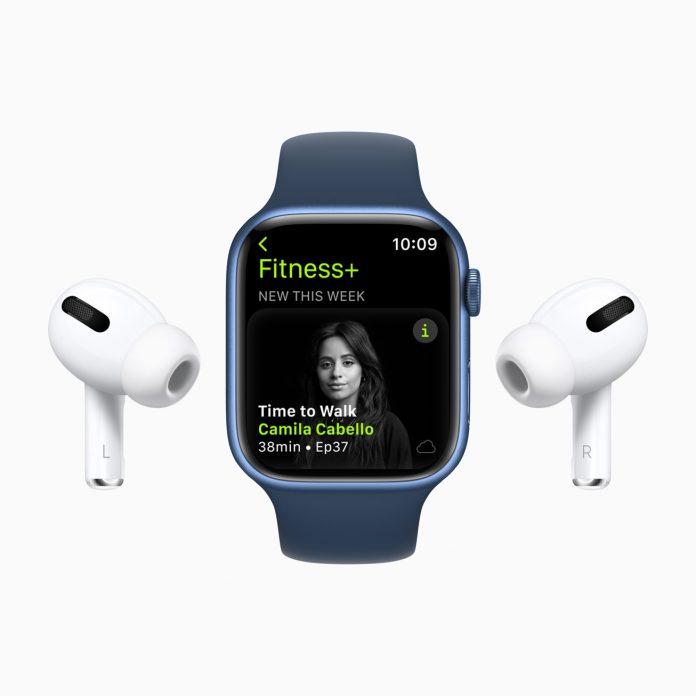 Apple Fitness+ aide à entraîner son corps et son esprit disponibles le 27 septembre