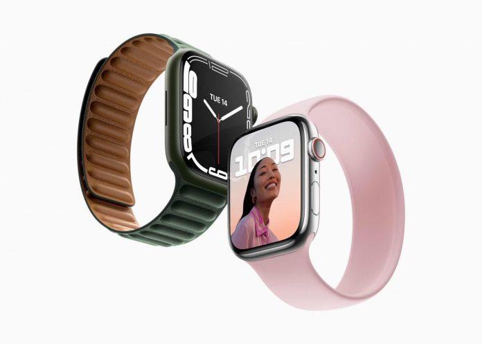 Apple annonce l'Apple Watch Series 7, dotée d'un écran plus grand et plus avancé que jamais