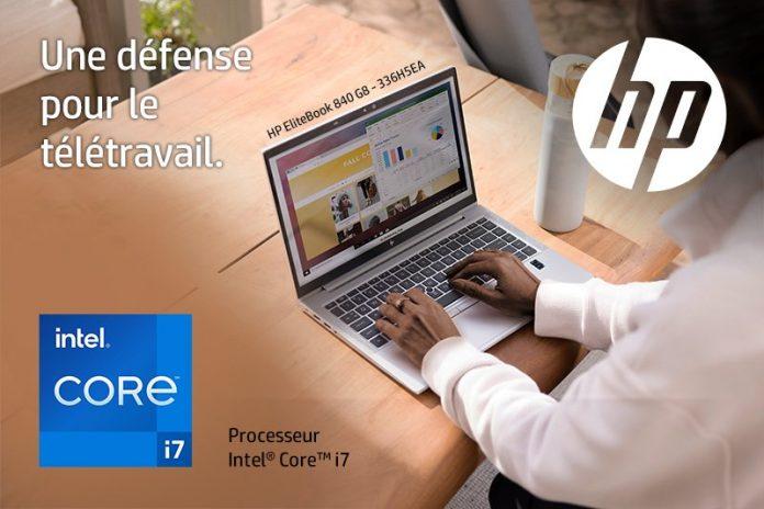 HP lance sa septième génération d'ordinateurs portables professionnels