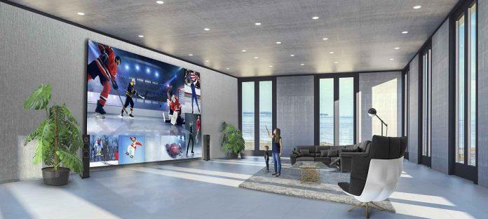 LG DVLED : Le téléviseur le plus cher sera vendu 1,7 million de dollars