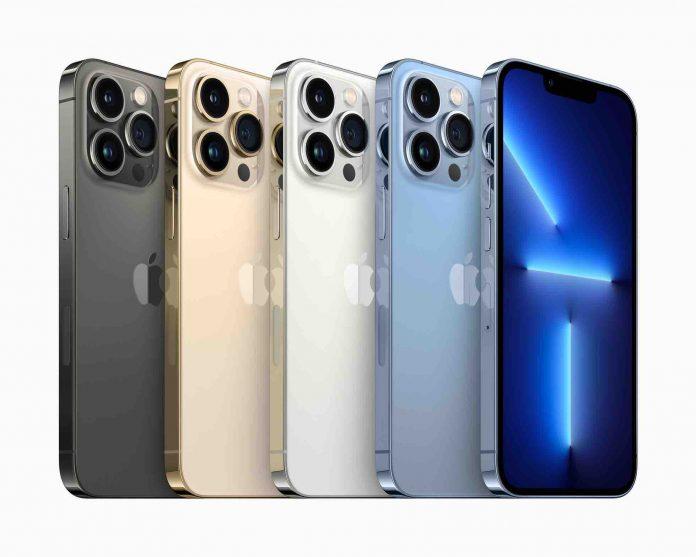 Maroc : Apple lance les iPhone 13, iPhone 13 Pro, iPhone 13 Pro Max et iPhone 13 mini (Prix)