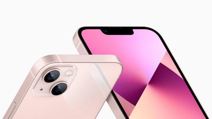 Maroc - Iphone 13 et l'iPhone 13 mini fiche technique : Intégration d'iOS 15, Puce A15 Bionic