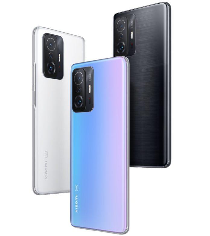 Maroc : Xiaomi lance les 11T et 11T Pro (Prix à partir de 5270 dh et 6855 dh)