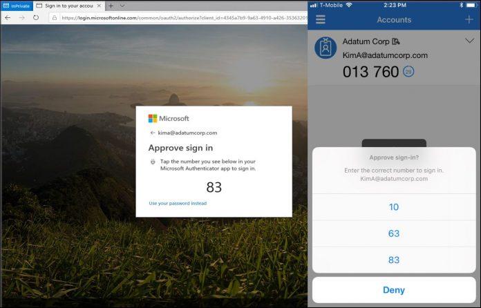 Microsoft annonce la possibilité de s'authentifier sans mot de passe