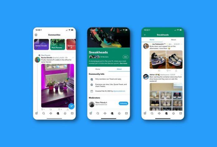 Réseaux sociaux : Twitter lance les « communautés », similaires aux groupes Facebook