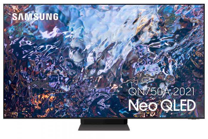 Samsung élargit sa gamme de téléviseurs Neo QLED 8K avec le lancement du Neo QLED 8K QN750A