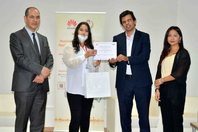 Huawei Maroc et l'ENSAM Casablanca lancent la 6ème