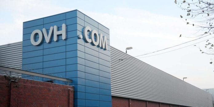 L'hébergeur OVHcloud touché par une panne géante, de nombreux sites en rade