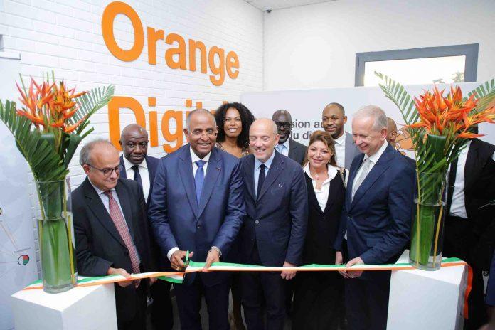 Orange inaugure son 5ème Digital Center en Afrique et au Moyen-Orient